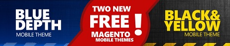 Free Magento Mobile Themes