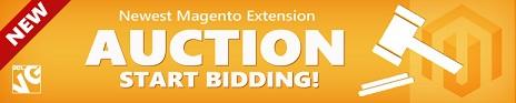 Magento Auction