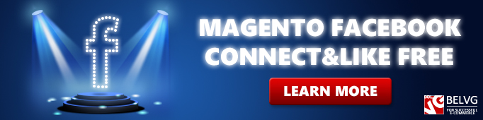 Magento Facebook Connect and Like Free