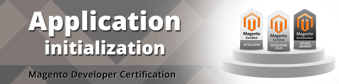 Application Initialization (Magento Certified Developer Exam)
