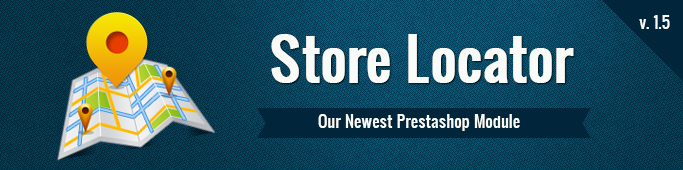 Big Day Release: Prestashop Store Locator