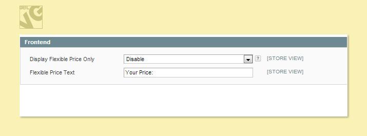 Magento Flexible Prices v.2.0