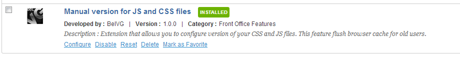 1Forcing Browsers To Update Cache After Changes On Your Prestashop Store