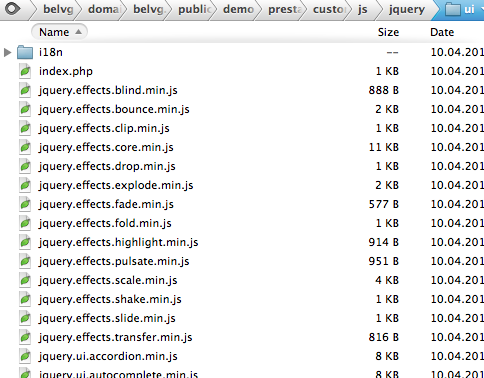 1JavaScript Usage in Prestashop Modules