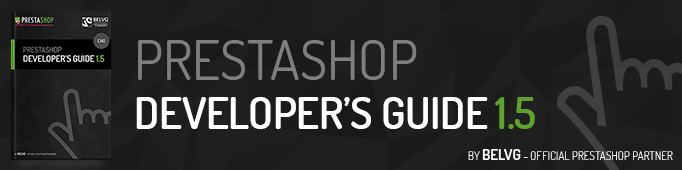 PrestaShop 1.5 Developers Guide