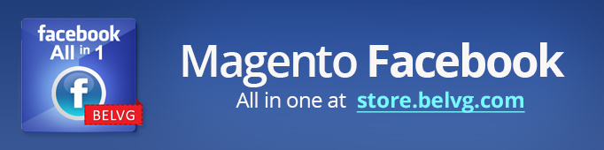 Magento Facebook All in One