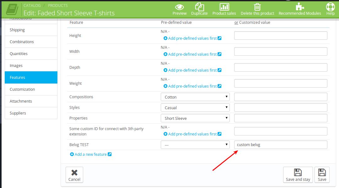 image0 Custom Features in Prestashop Blocklayered Module