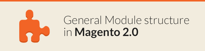 General Module Structure in Magento 2.0