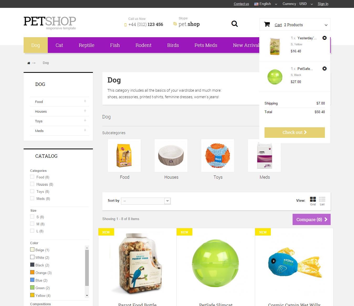 5 Pet Shop