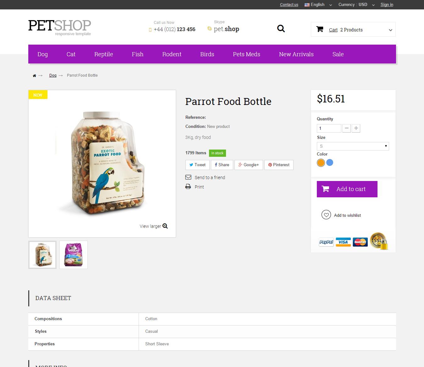 7 Pet Shop