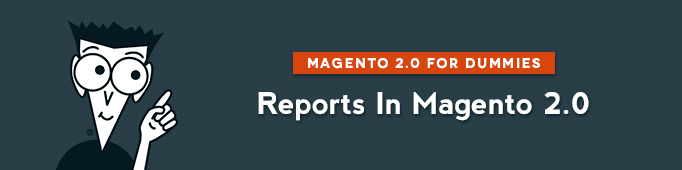 Reports in Magento 2.0