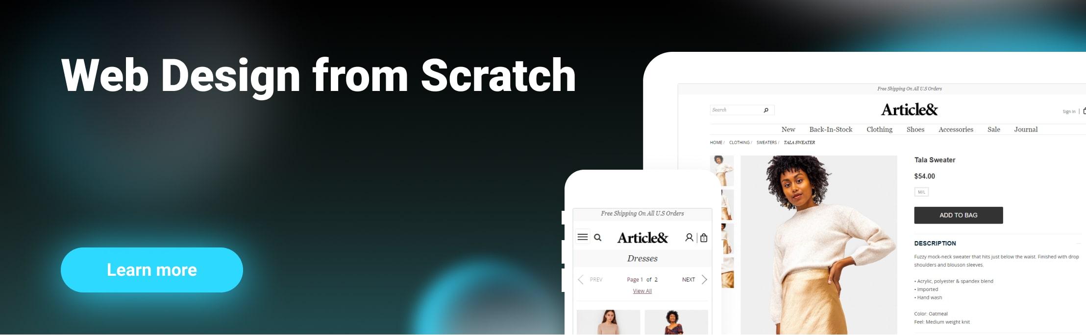 Web Design from Scratch