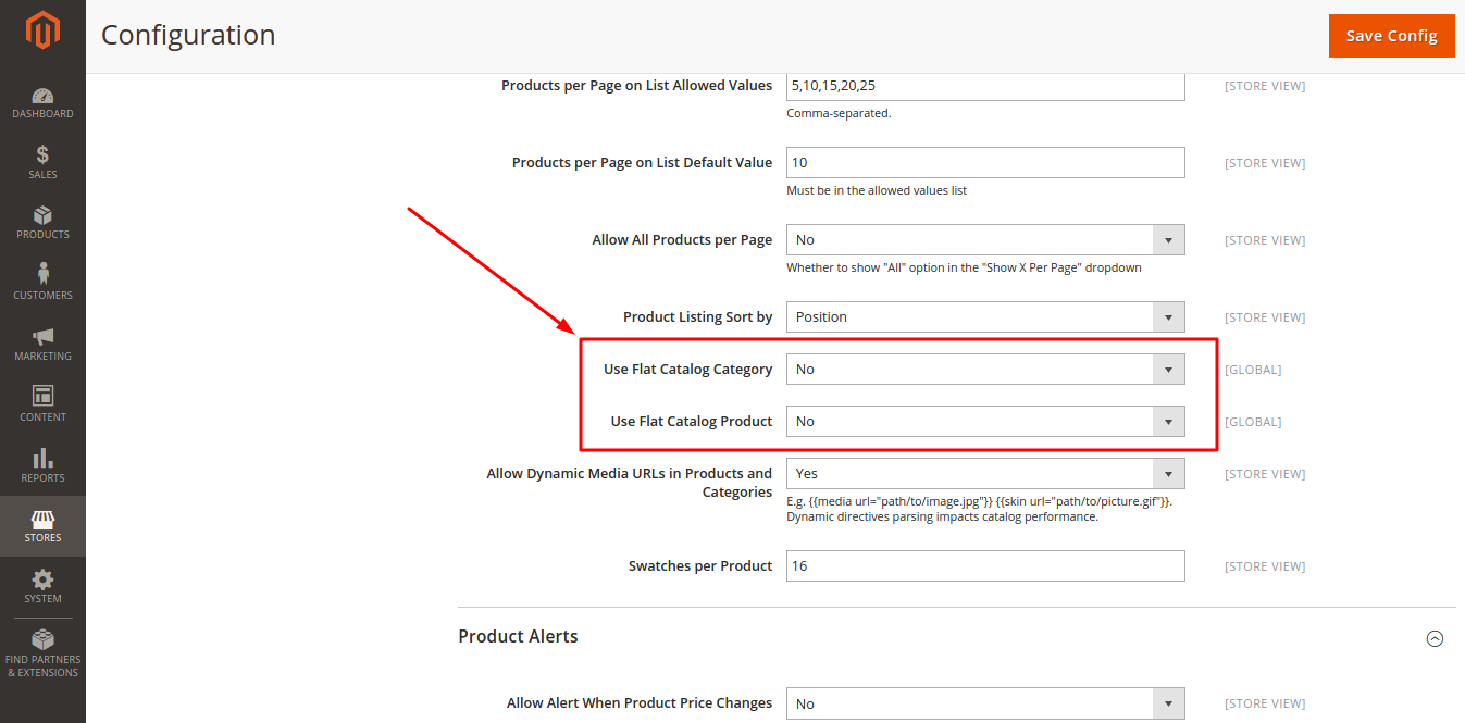 Flat Rate Catalog in Magento 2.0