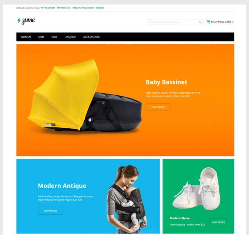 greate theme for Magento 2