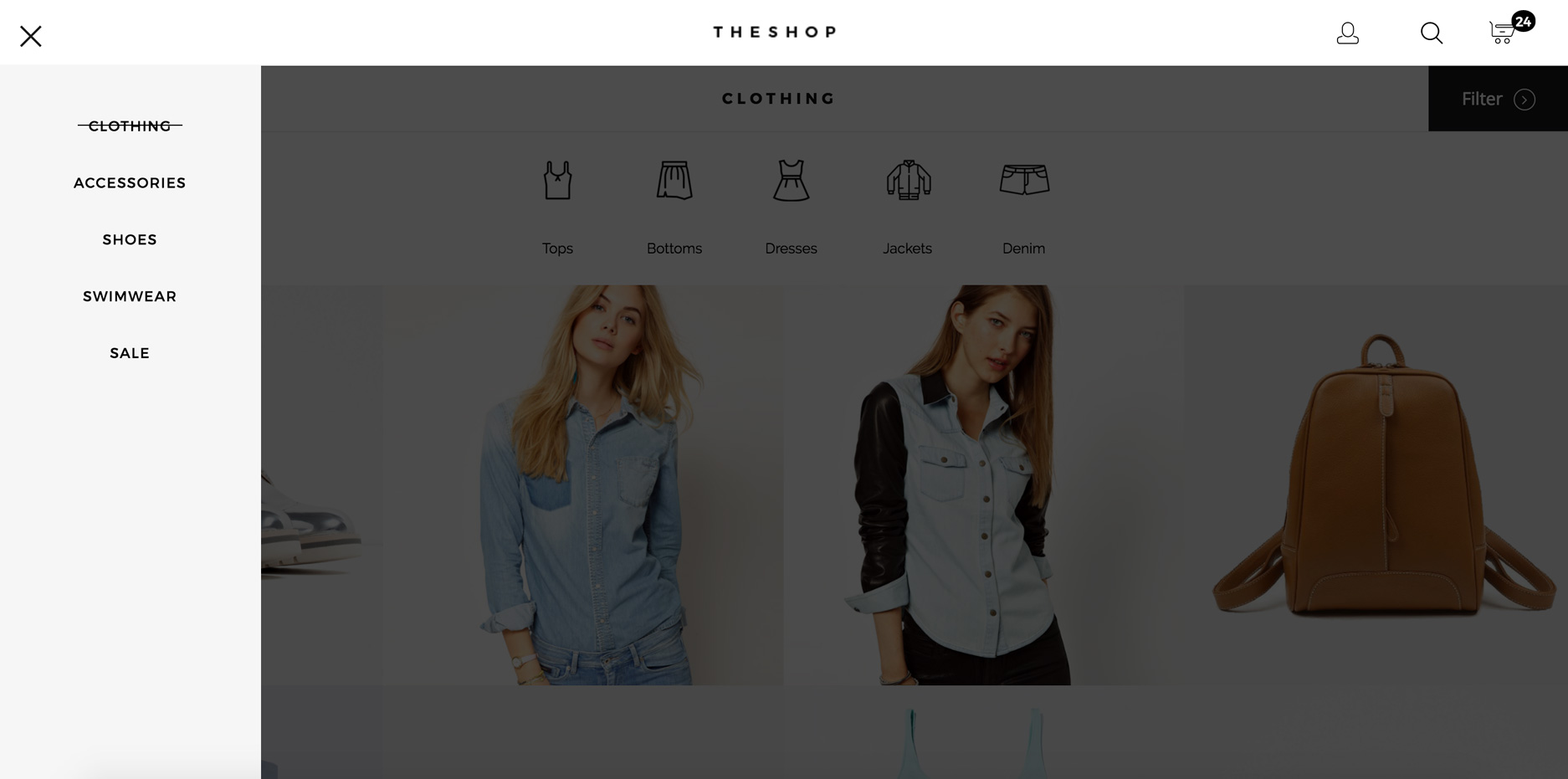 THESHOP Prestashop 1.6 Template