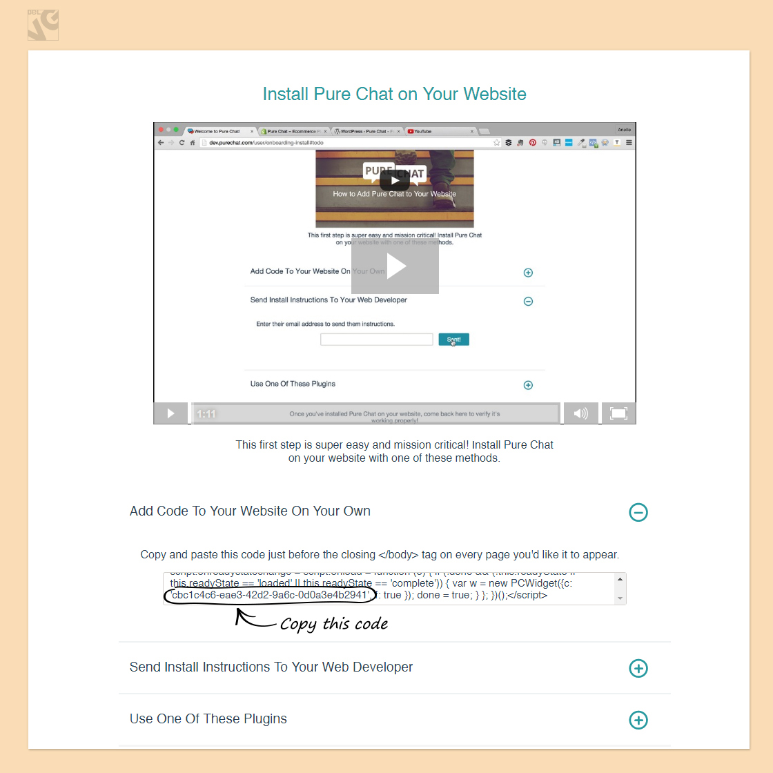 Pure Live Chat for Magento 2.0