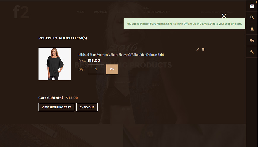 Meet F2 – A Next-Gen Magento 2 Theme for Fashion Stores