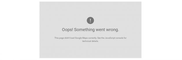 How to fix Google Maps API error 'MissingKeyMapError' in PrestaShop