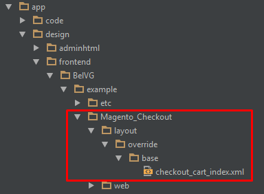 Override a Layout in Magento 2