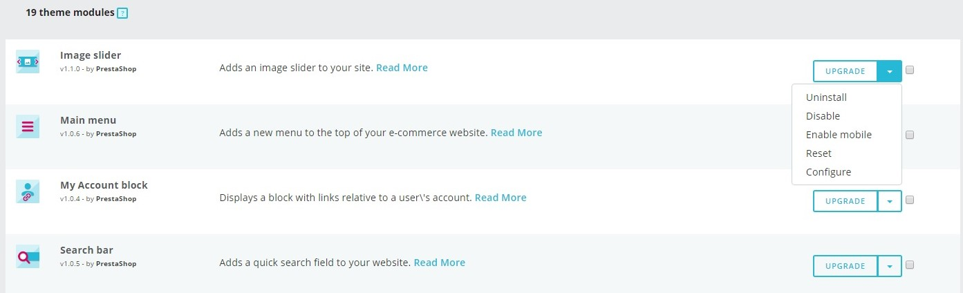 Prestashop 1.7: How to Configure A Homepage Slider