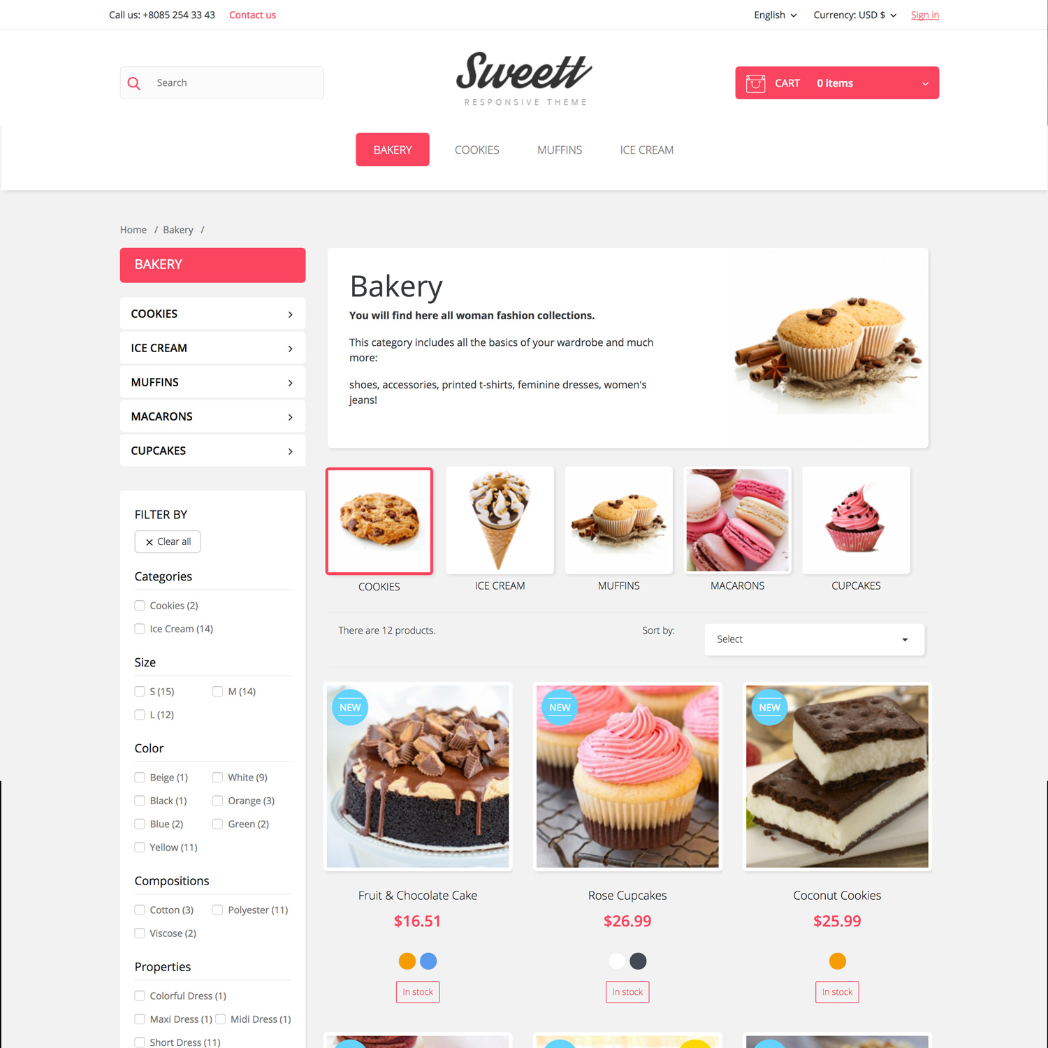 Big Day Release: Sweett Prestashop 1.7 Responsive Theme