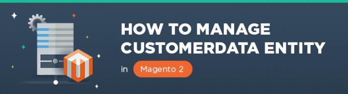 Server-side Customer Data Management in Magento 2