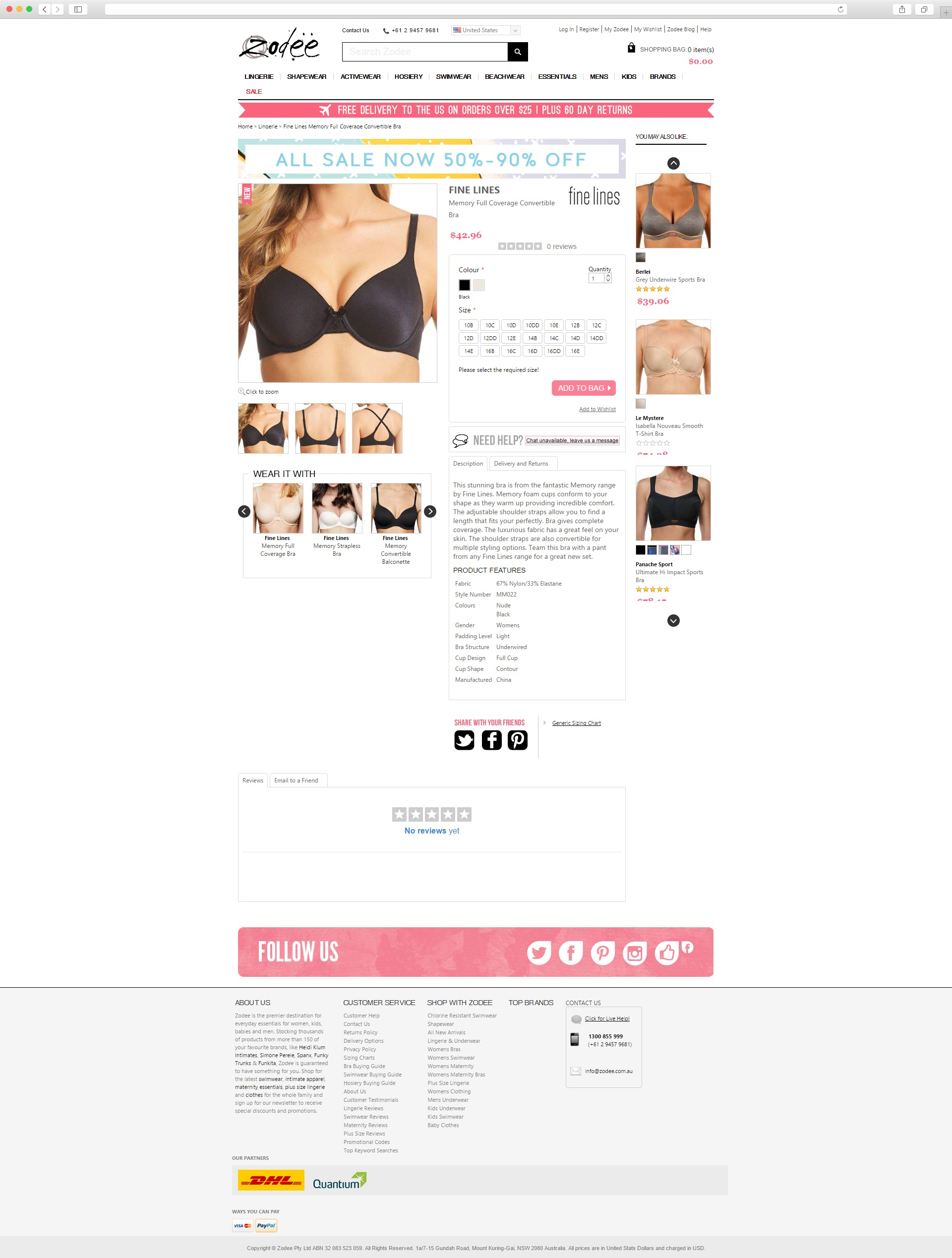 Our Works: Zodee.com