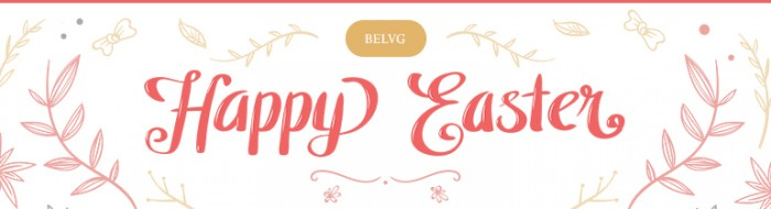 Happy Easter Day BelVG