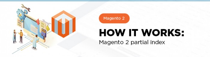 How it works Partial Index Magento 2