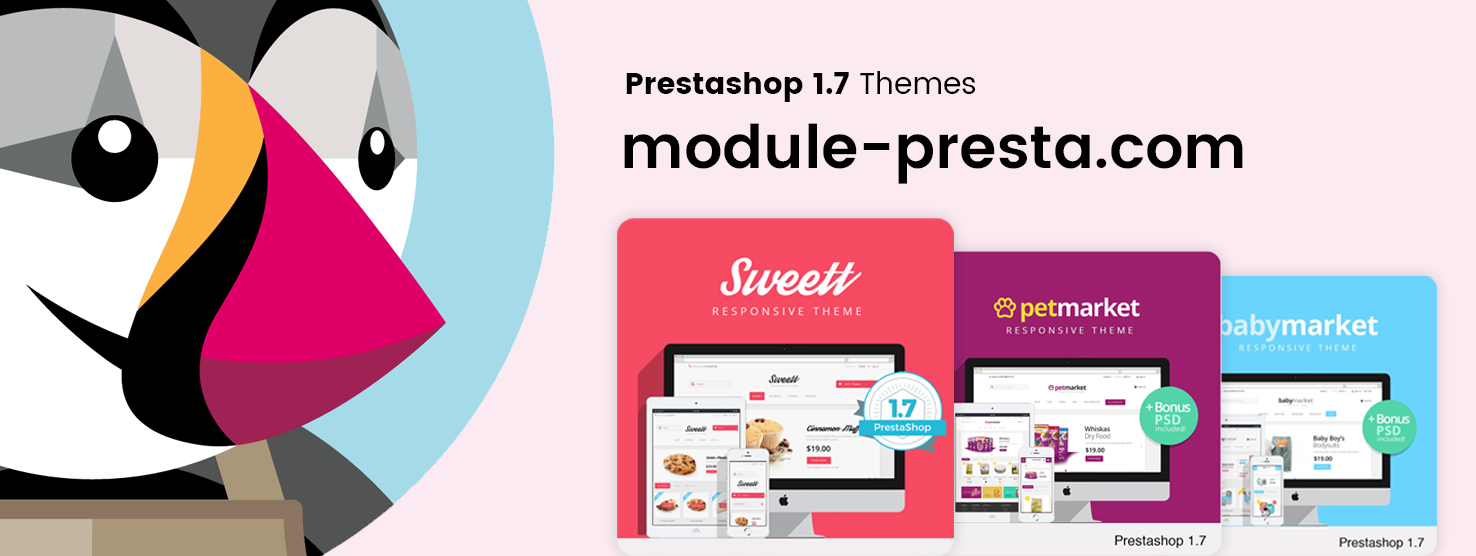 Prestashop 1.7 Themes from BelVG