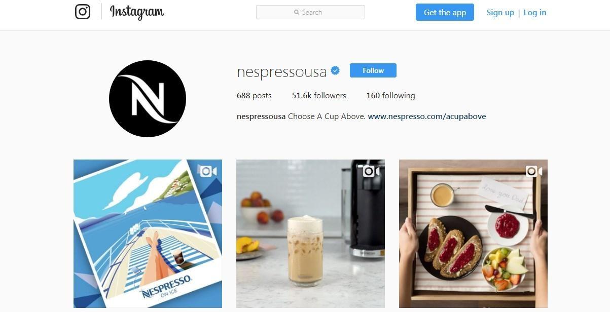 nespresso-instagram