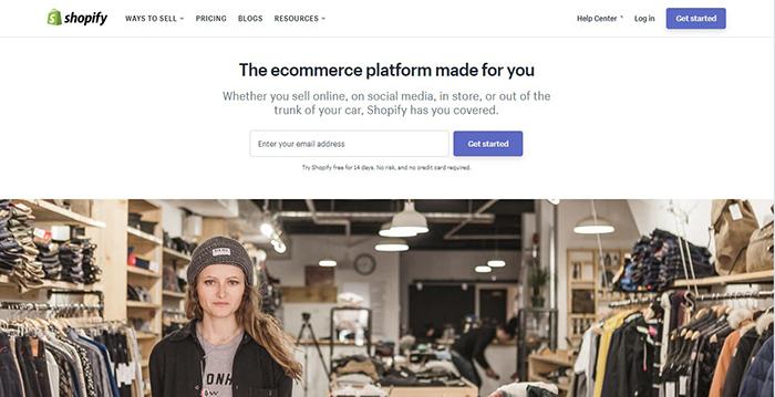 choosing ecommerce platform