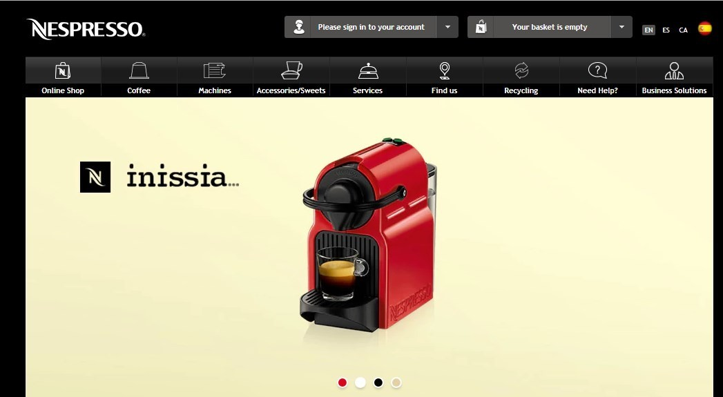 nespresso marketing plan • lead integrated marketing plan for the brand, including promotional activities for the region • define and execute media plan, achieving sales performance and brand equity.