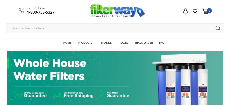 Filterway_homepage