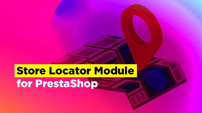 Store Locator Module for PrestaShop