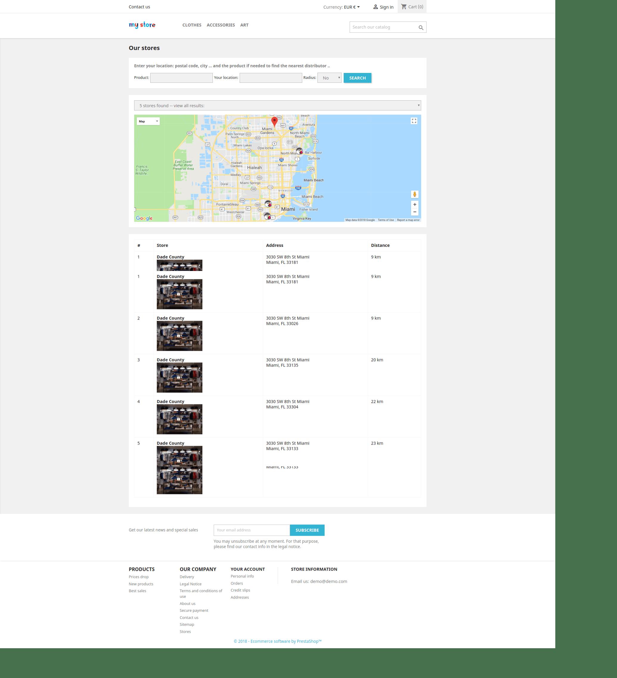Store_locator_module