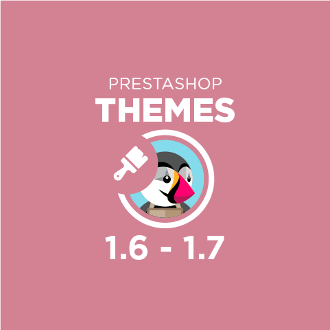 Prestashop 1.6 - 1.7 Themes