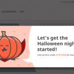 Halloween promo popup 1 150x150