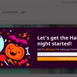 Halloween promo popup 11 150x150