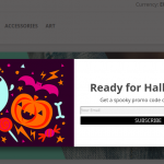 Halloween promo popup 12 150x150