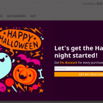Halloween promo popup 8 150x150