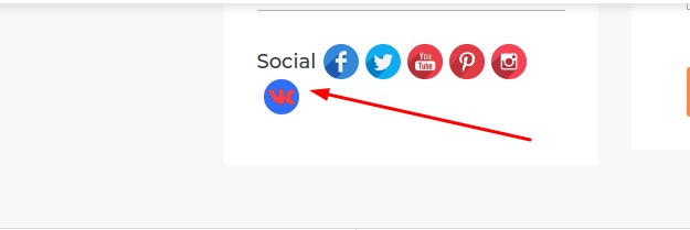 social networks in prestashop