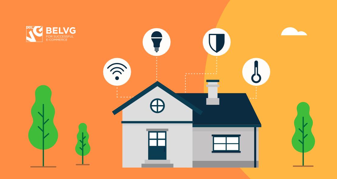 online shop of home appliances