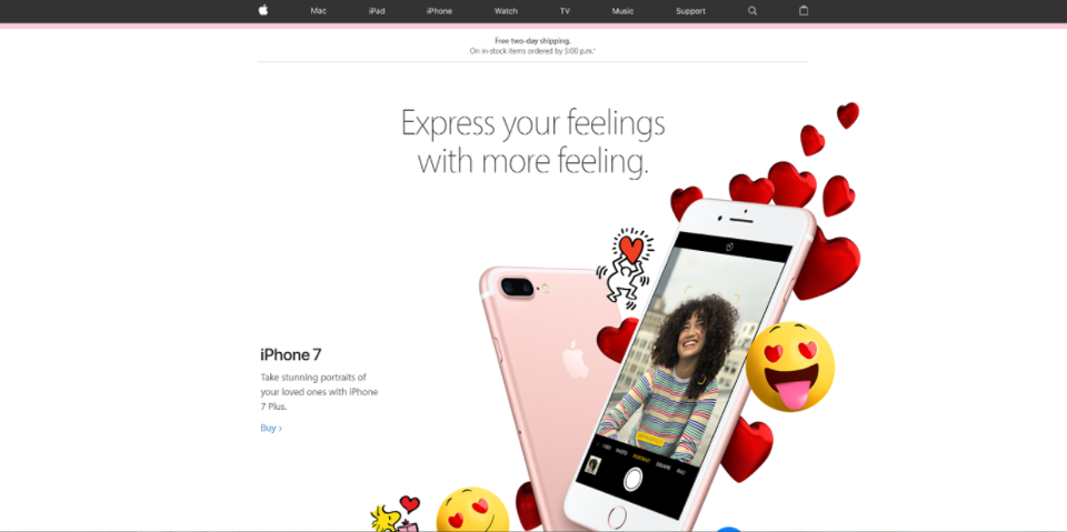 apple-valentines-day-landing-page