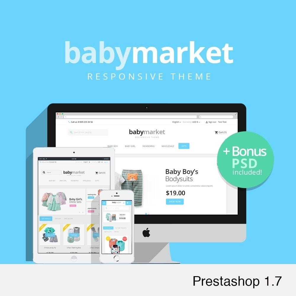 babymarket template