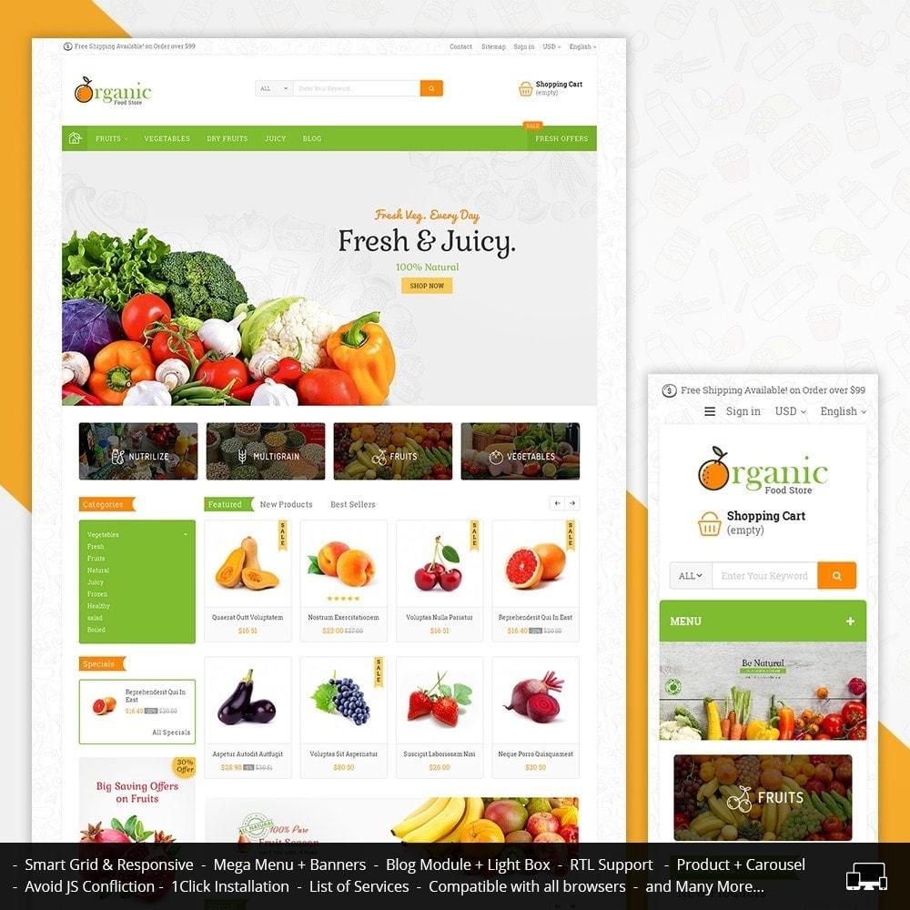 organic-store prestashop 1.7.5