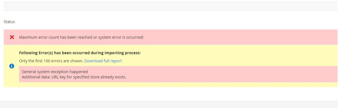 Errors with URL Rewrites