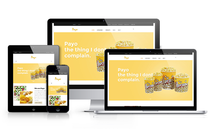 payo prestashop theme