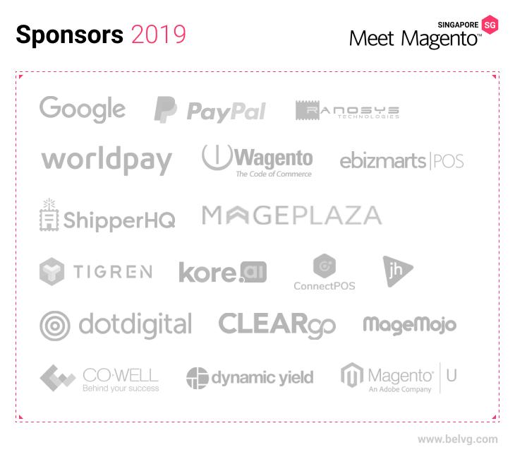 Meet Magento 2019 Sponsors