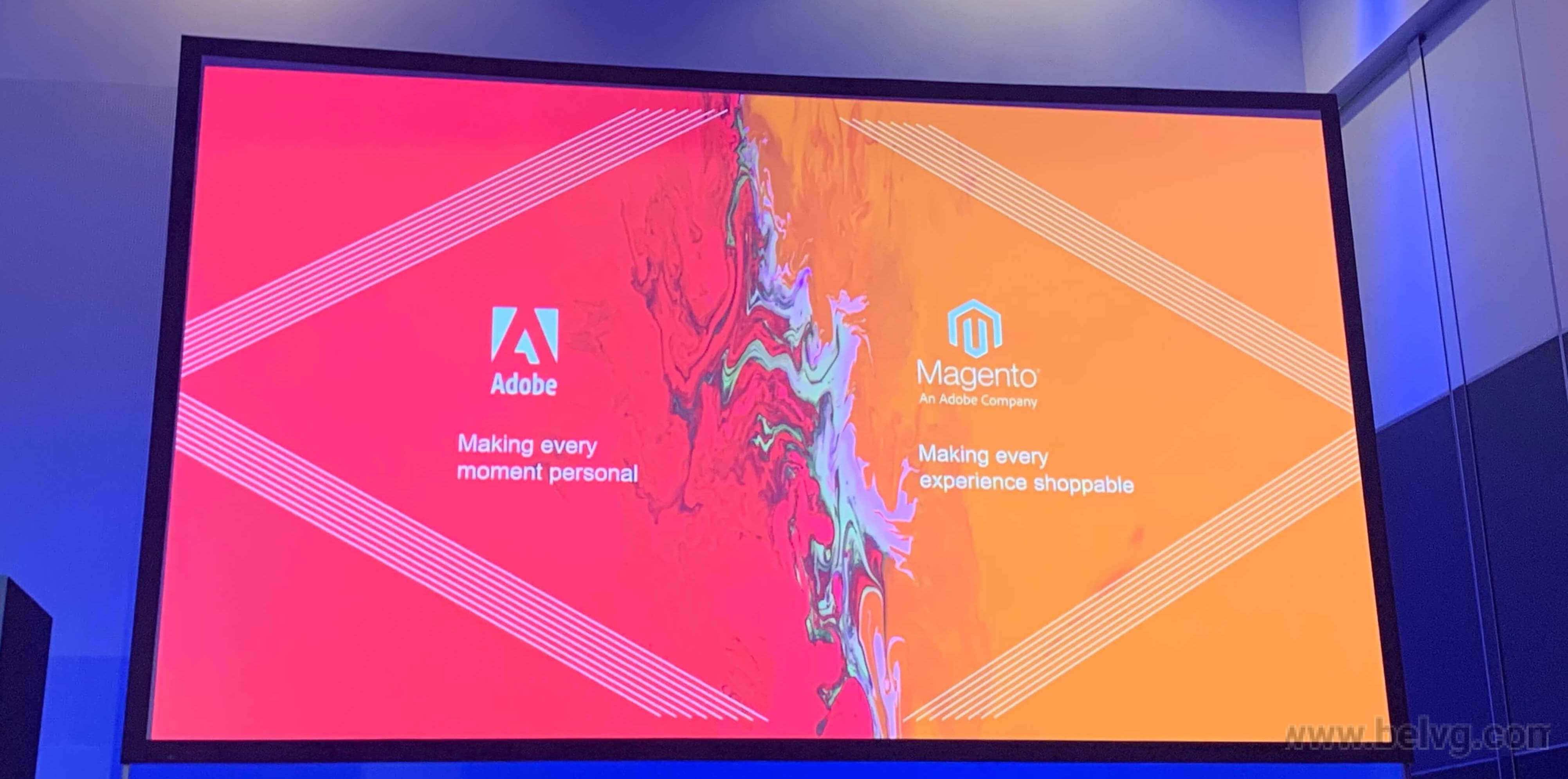 magento live ecommerce event